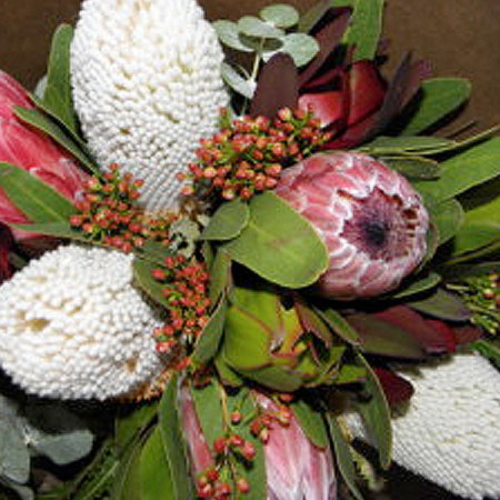 Protea Highlights Bouquets