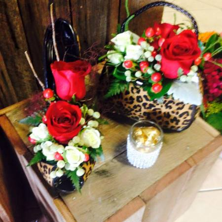 Leopard Love - Handbag & Shoe