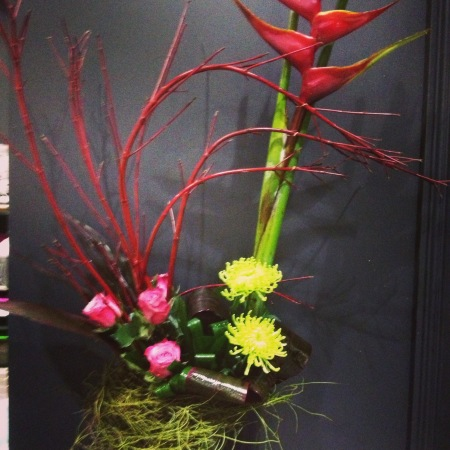 Tropical Safari Arrangement