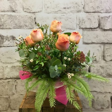 Colombian Roses Arrangement