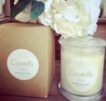 Scandle Candle, 100% hand poured